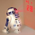 Despertador Star Wars con proyector y sonidos. 37,89 euros