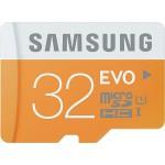 ¡Chollo! Tarjeta de memoria Samsung EVO de 32 GB. 8 euros. Antes 24 euros
