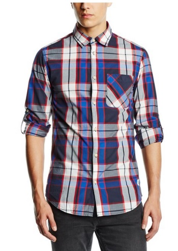 camisas baratas de hombre