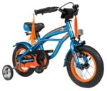 Bicicleta para niños barata Bikestar por 109,99 euros. Descuento del 31%