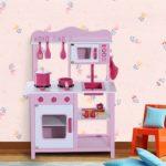 Cocina de juguete para niñas con sonido por 83,98 euros. Descuento del 50%