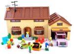 Casa de Los Simpsons de LEGO al mejor precio