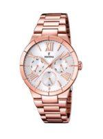 Reloj de mujer Festina con correa de acero inoxidable por 94,49 euros. Descuento del 33%