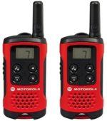 Walkie Talkies baratos Motorola T40 por sólo 29,90 euros. Antes 41,90 euros
