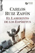 El laberinto de los espíritus de Carlos Ruiz Zafón. Descuento del 5%