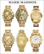 Dónde comprar relojes Mark Maddox baratos