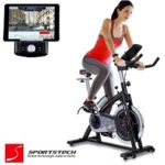 Bicicleta estática profesional barata Sportstech en oferta por 489 euros. Antes 699 euros