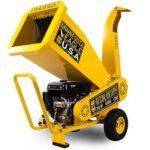 Biotrituradora de gasolina barata. 990 euros. Antes 2969 euros