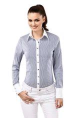 Camisa de mujer Vincenzo Boretti barata en oferta. 41,80 euros. Antes 152,90 euros