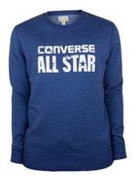 Sudadera para hombre Converse All Star barata. 25,95 euros. Descuento del 50%