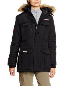 chaquetas mujer geographical norway ofertas
