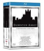 Downton Abbey Temporadas 1-6 en Blu-ray por 86,96 euros. Antes 116,02 euros