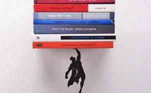 comprar estanteria para libros invisible online