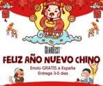 Las mejores ofertas del Año Nuevo chino en GearBest España