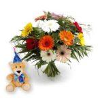 Ramo de flores para cumpleaños al mejor precio