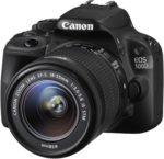¡Chollo! Cámara réflex digital Canon EOS 100D en oferta al mejor precio. 467 euros. 33% de descuento