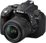 Cámara réflex digital Nikon D5300 en oferta al mejor precio por 570 euros. Descuento del 19%