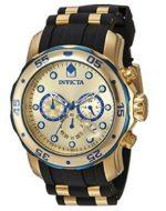 ¡Chollo! Reloj de hombre Invicta en oferta. 149,99 euros. Descuento del 80%