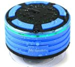 Altavoz para ducha con bluetooth impermeable por 33,99 euros. Descuento del 26%