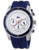 ¡Chollo! Reloj Lacoste Seattle de cuarzo para hombre en oferta por 132,82 euros. Descuento del 32%