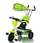 Triciclo con parasol para bebés en oferta por 129,99 euros. Antes 203,99 euros. Descuento del 36%