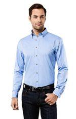 ¡Chollo! Camisa para hombre Slim Fit VB por 41,80. Antes 129 euros. Descuento del 68%