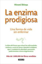 Libro La enzima prodigiosa con descuento