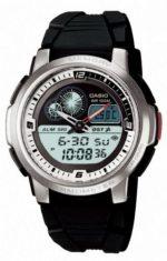 ¡Chollo! Reloj Casio Collection AQF-102W-7BVEF de cuarzo por 42,49 euros. Descuento del 39%