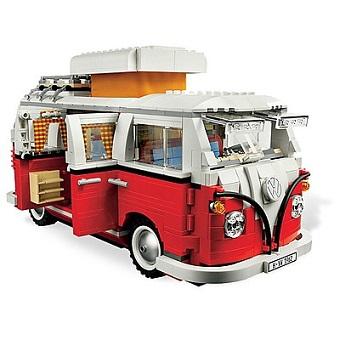 furgoneta volkswagen lego comprar online