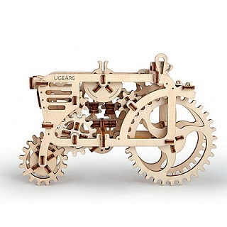 tractor de madera ugears barato comprar online