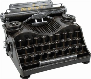 maquina de escribir replica