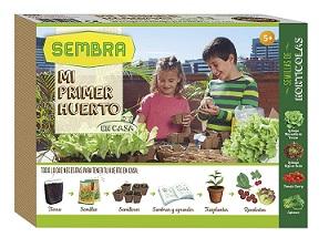 huerto ecologico para niños