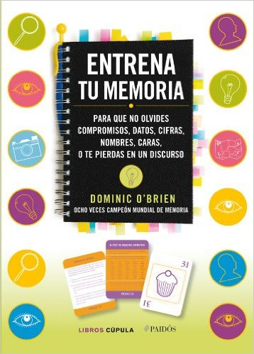 libro entrena tu memoria