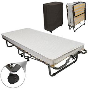 mejor cama plegable barata calidad precio del mercado