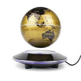 globo terrestre levitante online