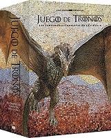 comprar juego de tronos dvd 1-6