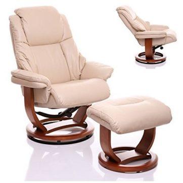 sillon reclinable de cuero