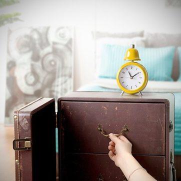 mesa auxiliar maleta la valise comprar online