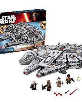 halcon milenario star wars lego mejor precio