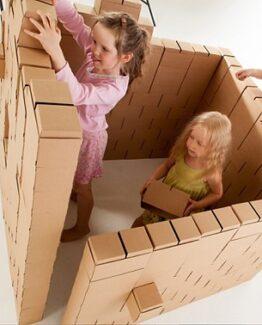 bloques de construccion de carton comprar online