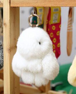 llavero conejo colgante comprar