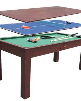 mesa de billar y ping pong comprar online