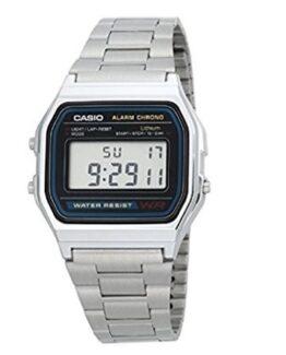 reloj casio plateado vintage mejor precio oferta