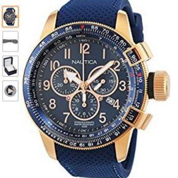 reloj cronografo nautica mejor precio