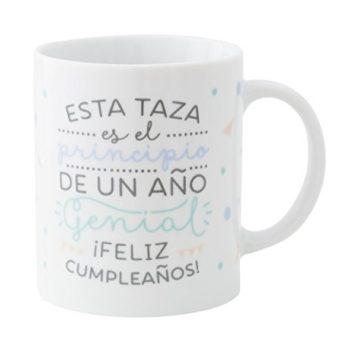 tazas de cumpleaños