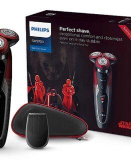afeitadora electrica philips star wars el lado oscuro