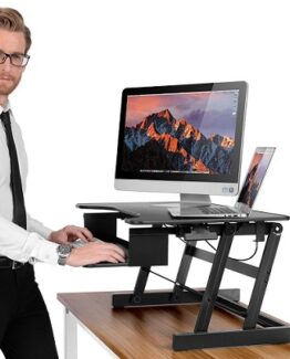 escritorio para trabajar de pie en oferta