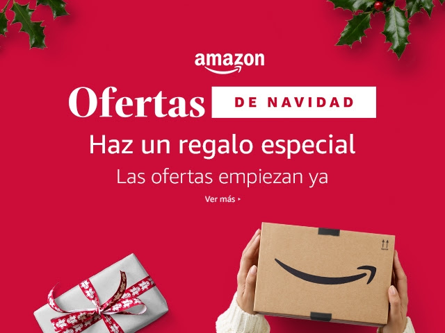 chollos regalos amazon