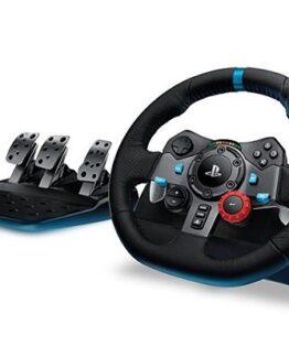 volante simulacion de carreras logitech mejor precio