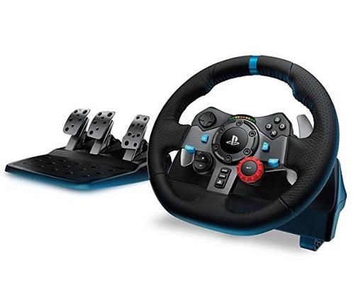 volante simulacion de carreras logitech comprar online